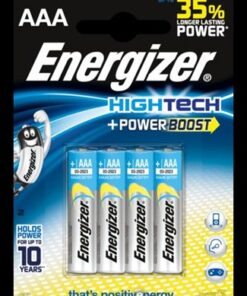 Batteri Energizer HighTech LR0 3/AAA