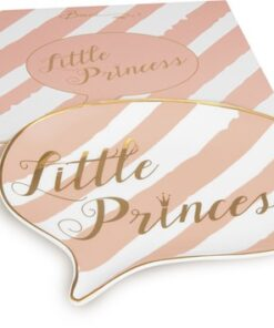 BoxinBag Shine Chat Plate LITTLE PRINCESS-