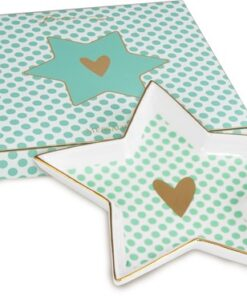 BoxinBag Shine Star Plate SMALL HEART-