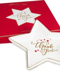 BoxinBag Shine Star Plate THANK YOU-