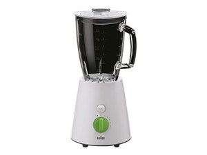 Braun Blender JB3060 TributeCollection Vit-Möbler-Braun Blender JB3060 TributeCollection Vit från Braun