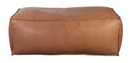 House Doctor Soft brick puff large-