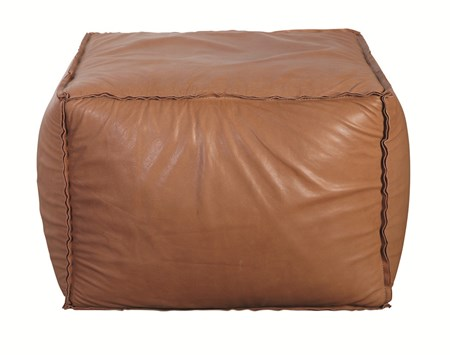 House Doctor Soft brick puff small-