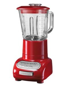 KitchenAid Artisan blender röd 1