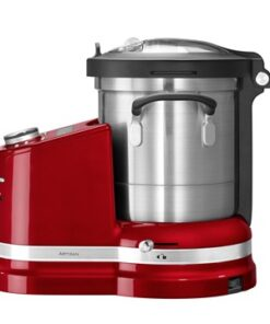 KitchenAid Artisan cookprocessor röd metallic 2
