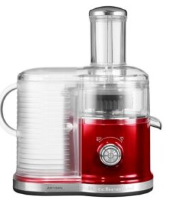 KitchenAid Artisan fast juicer röd metallic-Köksapparater - Juice
