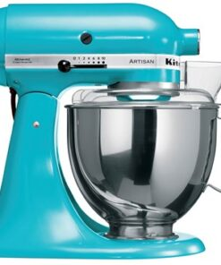KitchenAid Artisan köksmaskin crystal blue 4