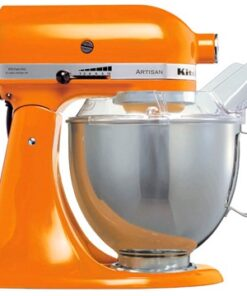KitchenAid Artisan köksmaskin orange 4