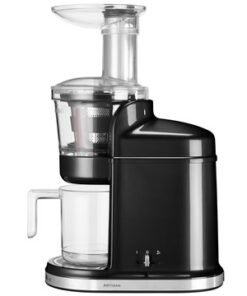 KitchenAid Artisan slow juicer svart