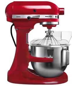 KitchenAid Heavy Duty köksmaskin röd 4