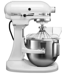 KitchenAid Heavy Duty köksmaskin vit 4