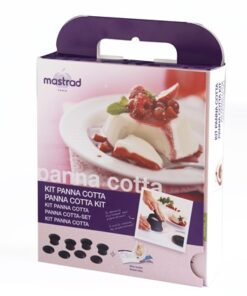 Mastrad Panna Cotta Set-kitchentime.se - Produkter - Bakning