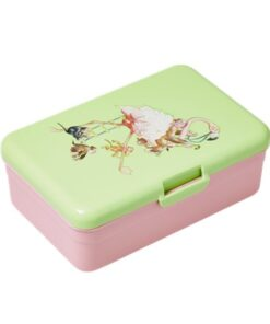 Rice Lunchbox Barn Retro Flamingo-Servering - Förvaring - Matlådor