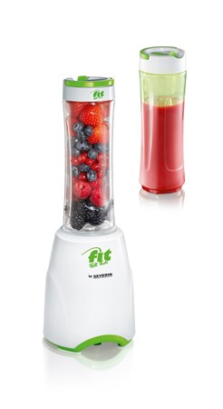Severin Fit For Fun Smoothie Mixer-Köksapparater - Blanda - Blenders