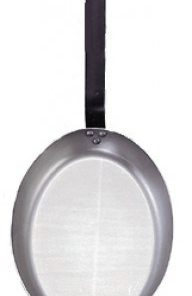 de Buyer Carbone Plus Fiskstekpanna Oval-