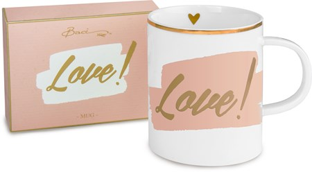 BoxinBag Shine Mugg LOVE-