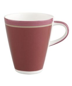 Villeroy & Boch Caffe Club Uni berry Mugg small 0