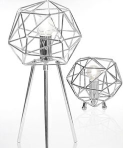 Globen Lighting Bordslampa Diamond Krom-Inredning - Belysning - Bordslampor