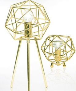 Globen Lighting Bordslampa Diamond Mässing-Inredning - Belysning - Bordslampor