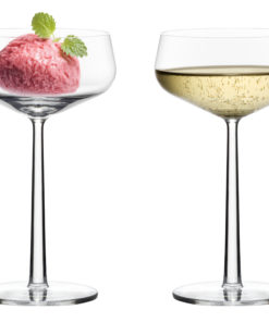Iittala Essence Cocktail/Dessertskål 31 cl 2-pack-Vinglas