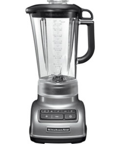 KitchenAid Diamond Blender 5KSB1585 Contour Silver-KitchenAid Blender