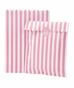 Treat Bags Mix & Match Pink-Övrigt Dukade Bordet